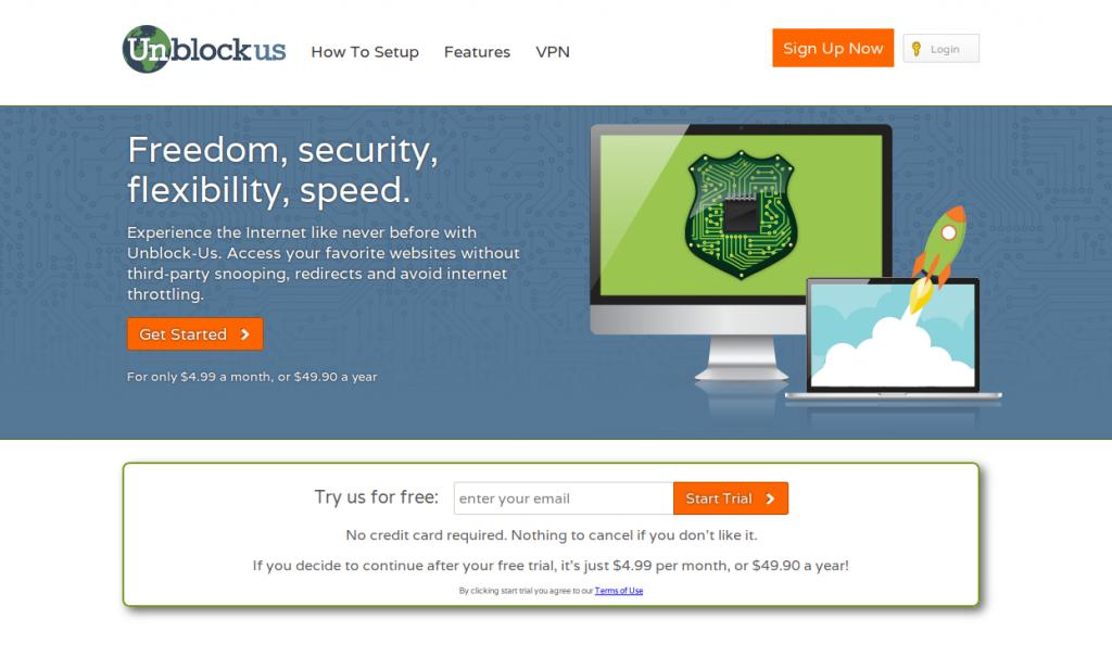 Unblock US – VPN For Streams Abroad | UAARECS